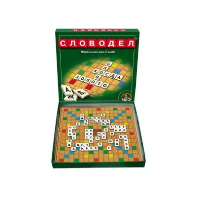 """Игра настольная """"Словодел"""", арт. 00309"""