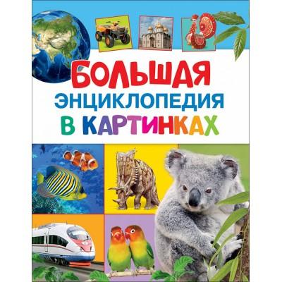 Большая энциклопедия в картинках.