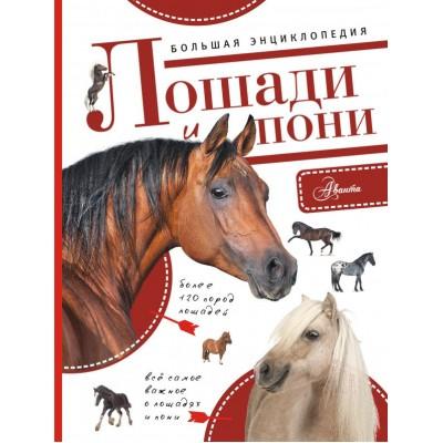 Большая энциклопедия. Лошади и пони
